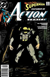 Cover Thumbnail for Action Comics (DC, 1938 series) #644