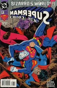 Cover Thumbnail for Action Comics (DC, 1938 series) #697