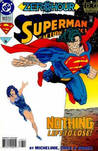 Cover Thumbnail for Action Comics (DC, 1938 series) #703 [Direct Sales]