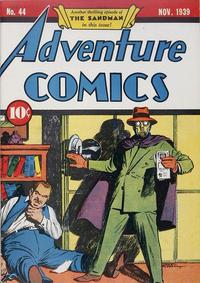 Cover Thumbnail for Adventure Comics (DC, 1938 series) #44