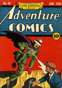 Cover Thumbnail for Adventure Comics (DC, 1938 series) #46