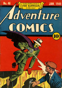Cover Thumbnail for Adventure Comics (DC, 1938 series) #46