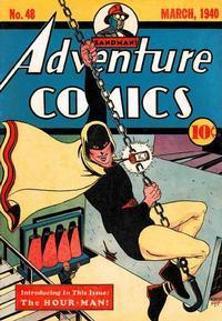 Cover Thumbnail for Adventure Comics (DC, 1938 series) #48