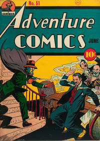 Cover Thumbnail for Adventure Comics (DC, 1938 series) #51