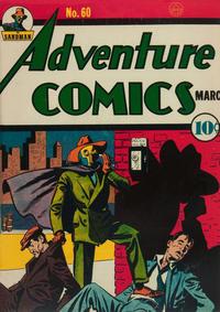 Cover Thumbnail for Adventure Comics (DC, 1938 series) #60