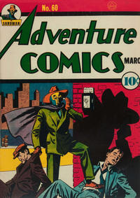 Cover Thumbnail for Adventure Comics (DC, 1938 series) #60
