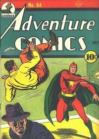 Cover Thumbnail for Adventure Comics (DC, 1938 series) #64