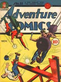 Cover Thumbnail for Adventure Comics (DC, 1938 series) #68