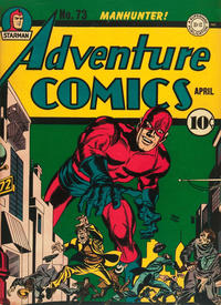 Cover Thumbnail for Adventure Comics (DC, 1938 series) #73