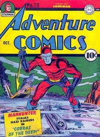 Cover Thumbnail for Adventure Comics (DC, 1938 series) #79