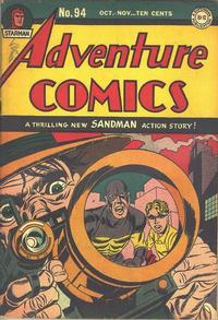 Cover Thumbnail for Adventure Comics (DC, 1938 series) #94