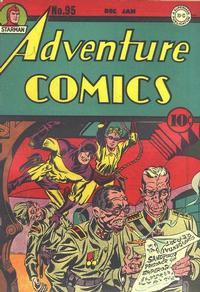 Cover Thumbnail for Adventure Comics (DC, 1938 series) #95