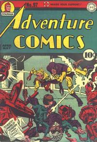 Cover Thumbnail for Adventure Comics (DC, 1938 series) #97