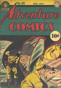 Cover Thumbnail for Adventure Comics (DC, 1938 series) #99