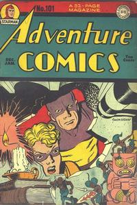 Cover Thumbnail for Adventure Comics (DC, 1938 series) #101
