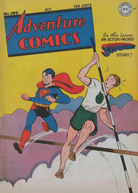 Cover Thumbnail for Adventure Comics (DC, 1938 series) #109