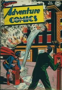 Cover Thumbnail for Adventure Comics (DC, 1938 series) #118