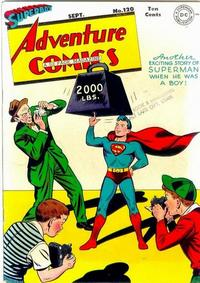 Cover Thumbnail for Adventure Comics (DC, 1938 series) #120