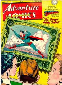 Cover Thumbnail for Adventure Comics (DC, 1938 series) #121
