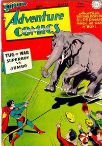 Cover Thumbnail for Adventure Comics (DC, 1938 series) #123