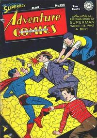 Cover Thumbnail for Adventure Comics (DC, 1938 series) #126