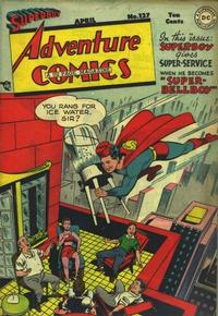 Cover Thumbnail for Adventure Comics (DC, 1938 series) #127