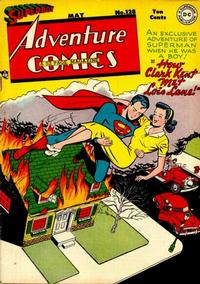 Cover Thumbnail for Adventure Comics (DC, 1938 series) #128