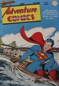 Cover Thumbnail for Adventure Comics (DC, 1938 series) #129