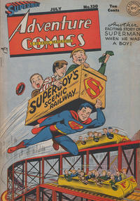 Cover Thumbnail for Adventure Comics (DC, 1938 series) #130