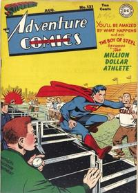 Cover Thumbnail for Adventure Comics (DC, 1938 series) #131