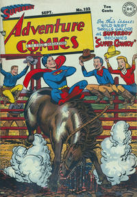 Cover Thumbnail for Adventure Comics (DC, 1938 series) #132