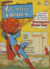 Cover Thumbnail for Adventure Comics (DC, 1938 series) #133