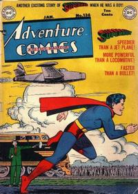 Cover Thumbnail for Adventure Comics (DC, 1938 series) #136