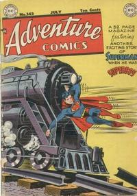 Cover Thumbnail for Adventure Comics (DC, 1938 series) #142