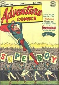 Cover Thumbnail for Adventure Comics (DC, 1938 series) #143