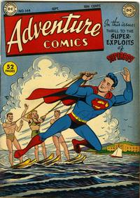 Cover Thumbnail for Adventure Comics (DC, 1938 series) #144