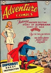 Cover Thumbnail for Adventure Comics (DC, 1938 series) #147
