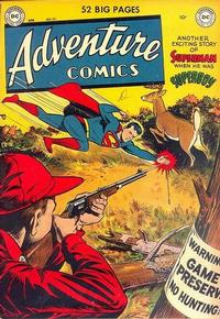 Cover Thumbnail for Adventure Comics (DC, 1938 series) #151