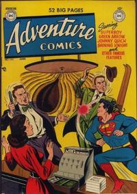 Cover Thumbnail for Adventure Comics (DC, 1938 series) #153
