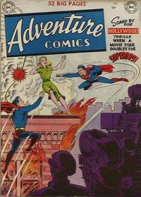 Cover Thumbnail for Adventure Comics (DC, 1938 series) #155