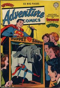 Cover Thumbnail for Adventure Comics (DC, 1938 series) #158