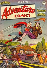 Cover Thumbnail for Adventure Comics (DC, 1938 series) #160