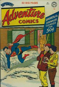Cover Thumbnail for Adventure Comics (DC, 1938 series) #161
