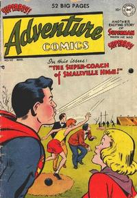 Cover Thumbnail for Adventure Comics (DC, 1938 series) #162