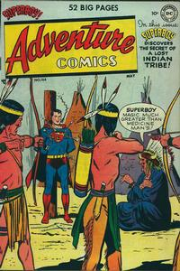 Cover Thumbnail for Adventure Comics (DC, 1938 series) #164
