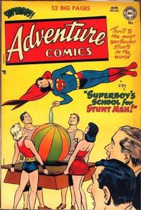 Cover Thumbnail for Adventure Comics (DC, 1938 series) #165