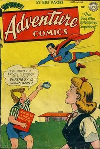 Cover Thumbnail for Adventure Comics (DC, 1938 series) #168
