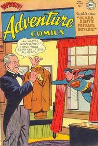 Cover Thumbnail for Adventure Comics (DC, 1938 series) #169