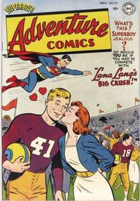 Cover Thumbnail for Adventure Comics (DC, 1938 series) #170