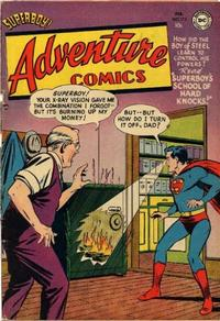 Cover Thumbnail for Adventure Comics (DC, 1938 series) #173